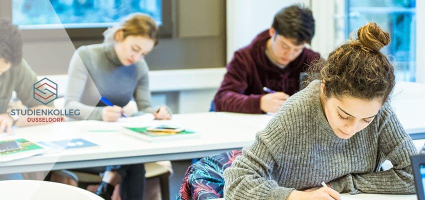 studienkolleg Düsseldorf DSH Vorbereitungskurs