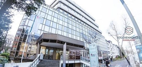 Ubicación del Studienkolleg Düsseldorf